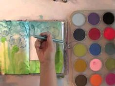 I just love this one but I am also a big fan of using Pan Pastels.  inspiration wednesday 3.21.12.mov