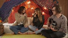 """WATCH: ASHLEY TISDALE AND VANESSA HUDGENS SING """"EX'S AND OH'S"""""""
