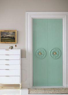 Мятный цвет в интерьере - Дизайн интерьеров | Идеи вашего дома | Lodgers