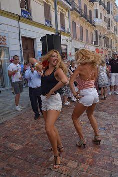 18/080/13 - Feria de Málaga 2013 | Flickr: Intercambio de fotos. Bailando