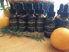 "Baltimore Beard Co.'s Orange Rosemary "" THE SCENT THAT STARTED IT ALL !!""  a fresh clean scent, a most pleasant combination of fresh Oranges and Rosemary from the garden.... paired with our deep conditioning carrier oils this is by far our TOP selling."