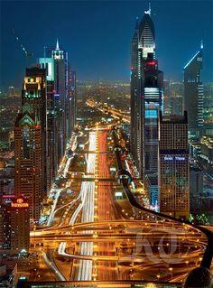 City that never sleeps
