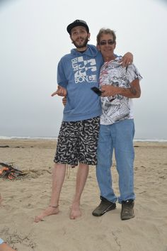 Dad and Steven
