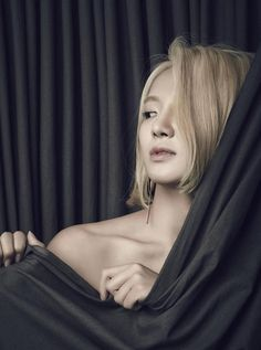 Check out the gorgeous photos from HyoYeon's pictorial