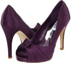 Plum High Heels - Zappos.com