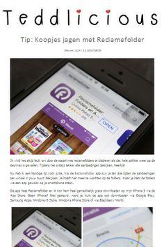 Bekijk het hele artikel op: http://www.teddlicious.nl/tip-koopjes-jagen-met-reclamefolder/