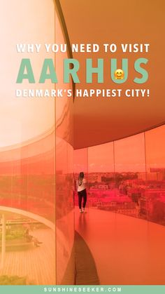 A weekend guide to Aarhus - Denmark's happiest city! From exotic street food to Michelin star restaurants and world-class museums, Aarhus has it all. Check out these top 10 things to do in Aarhus - The perfect alternative to Copenhagen Aarhus, Visit Denmark, Denmark Travel, Austria Travel, Europe Travel Guide, Travel Guides, Iceland Travel, Europe Destinations, Lofoten