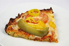 Zucchini Crust Pizza (and it's good for diabetics!)
