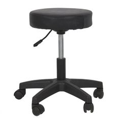 New Hydraulic Tattoo Salon Stool Massage Facial Spa Beauty Chair Black -- Visit the image link more details.