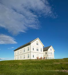 View Photos of Hotel Budir and the surrounding Snaefellsnes Peninsula / The Hotel -