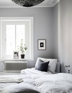 Home with a soft and graphic look - via Coco Lapine Design blog