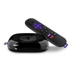 Roku 1 HD Streaming Media Player - Black
