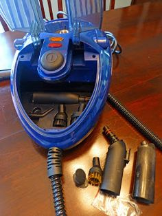 Theresa's Mixed Nuts: Home Right Multi Purpose Steam Cleaner Review & Giveaway!