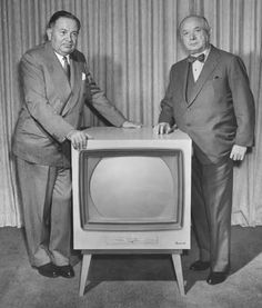 1956 woo hoo - color tv