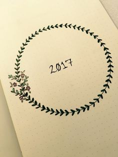 Doing a little bullet journal work tonight getting my planner ready for next… (Diy Cuadernos)