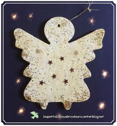 PETIT ANGE  DECORATION NOEL