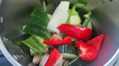 thermomix, recetas con thermomix, blog de recetas con thermomix, Celery, Carne, Watermelon, Stuffed Peppers, Fruit, Vegetables, Food, Hamburgers, Stuffed Pepper