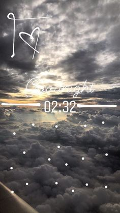 #goodnight #instagram #beautiful #instagramstories #sky #time