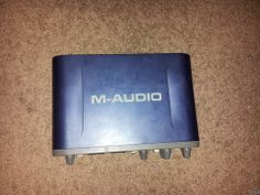 M-Audio Fast Track Pro Digital Recording Interface