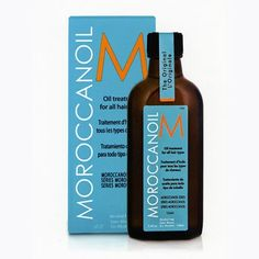 Moroccan Oil Frizz Control: A High Performance Product... Love this stuff use it all the time!