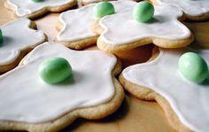 Green Egg cookies