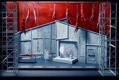 Stage Set Design, Set Design Theatre, Bühnen Design, Design Model, Film Inspiration, Design Inspiration, Magnum Opus, Dark Fantasy Art, Scenography Theatre