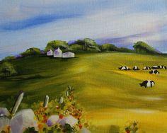 I dream that I'm living in that farm house