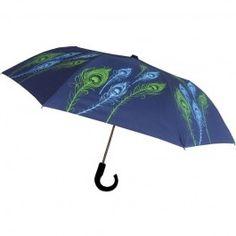 InterestPrint Custom Vintage Geometric Anti Sun UV Foldable Travel Compact Umbrella