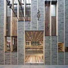 """Camper Showroom"", Shanghai (2013) - Neri & Hu Design and Research Office"