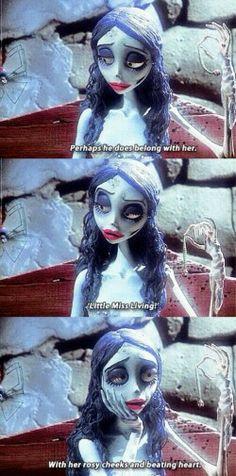 ~ † Helena Bonham Carter † As Emily In The Corpse Bride †