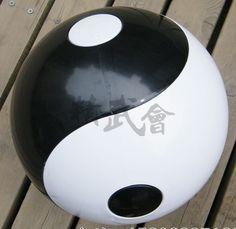 Taiji Ball Ying-Yang Style for Tai Chi and Qi Gong Exercises