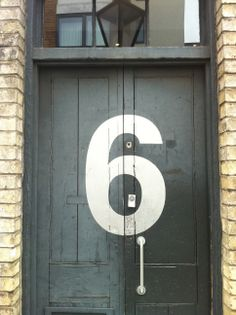 ((OFFICE EXTERIOR SIGNAGE AND DOOR) 6, london