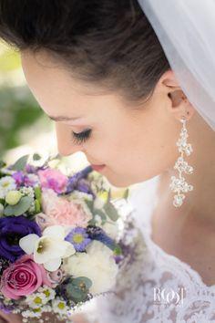 Svatební Fotograf - Martina Root - FotoEmotion Bride Look, Close Up, Diamond Earrings, Crown, Jewelry, Corona, Jewlery, Jewerly, Schmuck