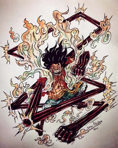 Monkey d luffy One Piece Luffy, One Piece Anime, Anime D, Anime Love, Sword Art Online, One Piece Drawing, One Piece Pictures, One Peace, Estilo Anime