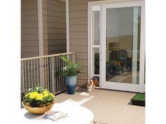 """Shop for Sliding Glass Pet Door (for frames up to 81"""") by PetSafe - GRP-SGPD"""