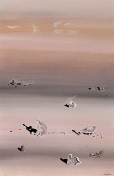 Yves Tanguy Sans Titre 1938 x cm) Yves Tanguy, Rene Magritte, Surrealism Painting, Love Painting, Surreal Art, Famous Artists, Abstract Expressionism, Les Oeuvres, Art History