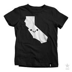 Cutiefornia T-shirt - Kids