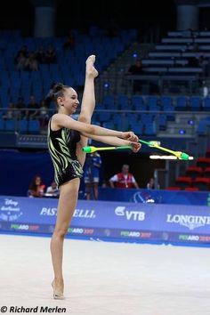 Natalia Kulig (Poland), World Championships 2017 Rhythmic Gymnastics, World Championship, Poland, Cheer, Basketball Court, Wrestling, Dance, Club, Sports