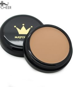 10 Colors Make Up Camouflage Cream Concealer Cheek Makeup, Male Makeup, Best Concealer, Cream Concealer, Foundation Colors, Makeup Foundation, Covering Dark Circles, Bright Skin