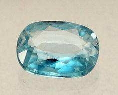4.03 CT Natural Blue Zircon| AstroKapoor.com