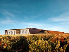 Bodegas Portia - Ribera del Duero Architects: Foster and Partners