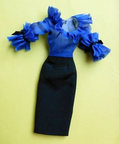 FR~Tatyana Alexandrova Fête Fete Accompli Dress~2008 Convention~Rare!
