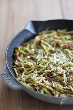 Easy & amazing green beans - better than a casserole, but just as quick!