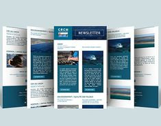 """Check out new work on my @Behance portfolio: """"Newsletter template - CRCM"""" http://be.net/gallery/62433607/Newsletter-template-CRCM"""