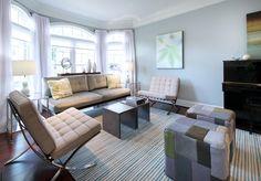 Modern living room by Creative Elegance Interiors.