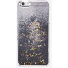 Skinnydip London Fairy Dust iPhone 6 Plus Case (€25) ❤ liked on Polyvore featuring accessories, tech accessories and black