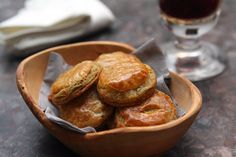 Blue Cheese Biscuits | David Lebovitz