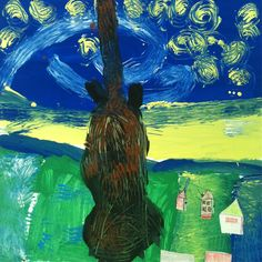 Starry starry night van gogh you tube video