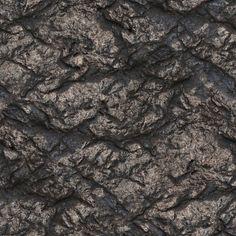 Seamless Mountain Rock Face Texture