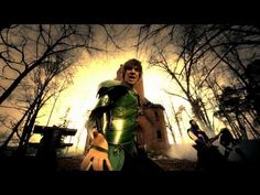 ▶ GLORYHAMMER - Angus McFife | Napalm Records - YouTube